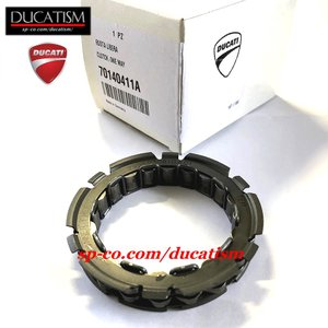 DUCATI  996/998/999/749/MonsterS4R/1000s ie 純正 フリーホイール ワンウェイクラッチ assy set 70140071A/70140411A|ducatism