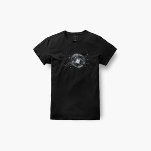 Tesla Motors テスラ モーターズ 純正 レディース サイバートラック 防弾Tシャツ Women's Cybertruck Bulletproof Tee 2020|ducatism