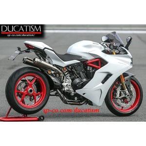DUCATI  スーパースポーツ 939 / 950コンプリートレーシング エキゾーストマフラー 96481181A 96481182A ドゥカティ アクラ歩ヴィッチ フルエキ SuperSport|ducatism