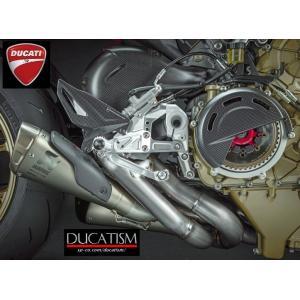 5月セール DUCATI ストリートファイター V4/V4S フルエキゾースト アクラポヴィッチ AKRAPOVIC 96481652AA ドゥカティパフォーマンス純正品|ducatism