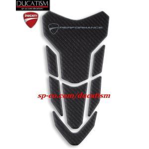 あすつく DUCATI パニガーレ V4 フューエルタンク用カーボン製シールプロテクション ドゥカティ Panigale V4 Speciale DUCATIパフォーマンス正規純正品 Rizoma|ducatism
