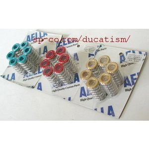 AELLA AE-23008 クラッチスプリング/リテーナKit 2バルブ900/M1100/HyperMotard用|ducatism