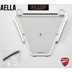 AELLA DUCATI Panigale V4 オイルクーラーガード パニガーレV4 ドゥカティ|ducatism