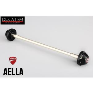 AELLA DUCATI Panigale V4 アクスルスライダー フロント パニガーレV4 ドゥカティ 1299/1199/Diavel/Xdiavel/959/899 AE-68012|ducatism