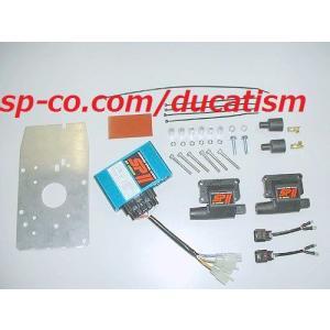 AS ウオタニ SPIIフルパワーキットDUCATI 750F1 1型、2型、3型の一部、400F3 (BOSCH(ボッシュ)モジュール対応品)|ducatism