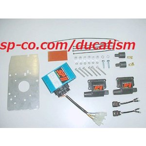 AS ウオタニ SPIIフルパワーキット DUCATI  750F1/モンジュイ/ラグナセカ/サンタモニカ(国産電機製モジュール対応品)|ducatism