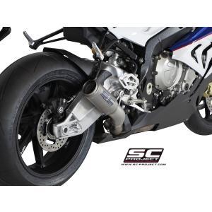 SCプロジェクト SC-PROJECT - CR-Tサイレンサー スリップオンキット BMW S1000RR (2015-2016) B20-36T フルチタンサイレンサー|ducatism
