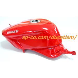 ビーターアルミタンク 塗装オプション (モニター特価!!) 純正デカール代+デカール貼付+ハードクリア塗装代 (タンクと同時購入に限ります)|ducatism