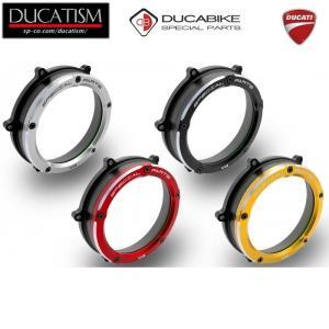 DUCABIKE - クリアークラッチカバー PANIGALE V4 / S / SPECIALE Newバージョン!  パニガーレV4対応|ducatism