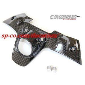 CM COMPOSIT(SPEED CARBON) 1199/1199S panigale用 キープロテクター|ducatism