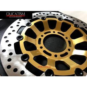 DUCATI F1/F3/ベベル/db1 用 Sunstar ステンレス レーシング ディスク 320mm 1枚 日本国内正規品 サンスター|ducatism