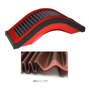 BMCエアフィルター カワサキ / ニンジャZX-10R ABS レース用 アップグレードタイプ FM376/19RACE|ducatism