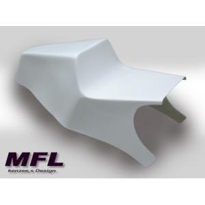 MFL DUCATI F1/F3用 TT2/ハリスType シートカウル 白ゲル|ducatism