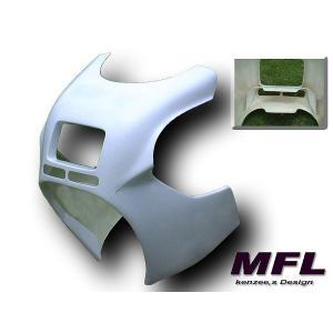 MFL DUCATI  F1-I型 復刻アッパーカウルspl. 白ゲル ducatism