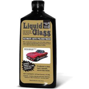 リキッドグラス / Liquid Glass LG100 16oz(473ml) 初回限定ハイテク素材マイクロファイバークロス付き ducatism