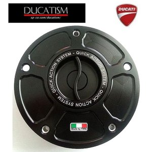 TWM レーシングタンクキャップ クイックタイプ DUCATI 1198/1098/ 998/996/748 Monster900/1000 SS900/SS1000DS|ducatism