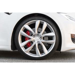 テスラ モデルS  純正 21インチ アラクニッド ホイール 4本set Arachnid Wheel 8.5Jx21/9Jx21 1台分set Tesla ModelS 鍛造|ducatism