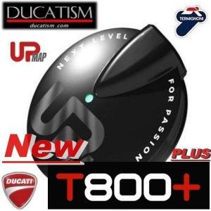 5月セール テルミニョーニ UpMap T800 Monster1200 DUCATI モンスター1200(2017-) /821アップマップ イタリアTERMIGNONI Up-Map+ECU接続ケーブル|ducatism