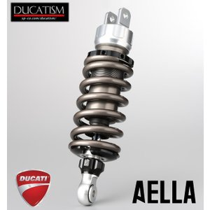 BRORA ローダウンリアサスペンション(SCRMBLER)Aella Ducati ドゥカティ スクランブラー アエラ|ducatism
