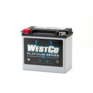 WestCo WCP20 (SVR20) バッテリー【国内正規輸入品】【1年間保証】|ducatism