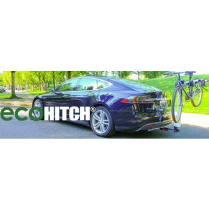 TESLA MODEL S  ECOHITCH STEALTH テスラ モデルS専用 エコヒッチ ヒッチメンバー|ducatism