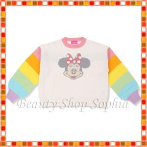 ミニーマウス セーター オーバーサイズ トップス ディズニー グッズ お土産(東京ディズニーリゾート限定)|duffy-0080