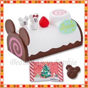 ミッキー&ミニー(スノー) チョコレートカバード・ライスパフ ディズニークリスマス 2019 お菓子 ディズニー グッズ お土産(東京ディズニーリゾート限定)|duffy-0080