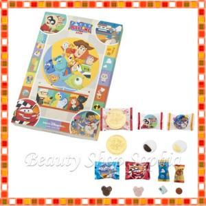 ピクサーフレンズ お菓子詰め合わせ ピクサープレイタイム 2020 PIXAR PLAYTIME お菓子 ディズニー グッズ お土産(東京ディズニーシー限定) duffy-0080
