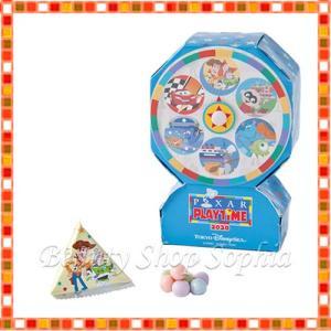 ピクサーフレンズ ソフトキャンディー ピクサープレイタイム 2020 PIXAR PLAYTIME お菓子 ディズニー グッズ お土産(東京ディズニーシー限定) duffy-0080