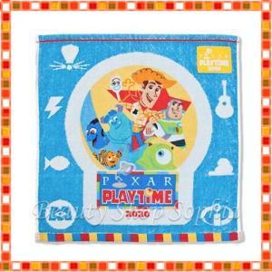 ピクサーフレンズ ウォッシュタオル ピクサープレイタイム 2020 PIXAR PLAYTIME ディズニー グッズ お土産(東京ディズニーシー限定) duffy-0080