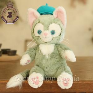 ジェラトーニ ぬいぐるみ ダッフィーの新しいお友達 猫(ディズニーシー限定)Duffy ダッフィー シェリーメイ|duffy-0080