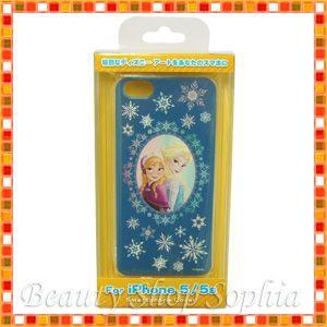 アナと雪の女王 iPhoneケース iPhone5 iPhone5s 対応 スマートフォンケース(ディズニーリゾート限定)|duffy-0080