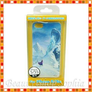 アナと雪の女王 アナ iPhoneケース iPhone5 iPhone5s 対応 スマートフォンケース(ディズニーリゾート限定)|duffy-0080