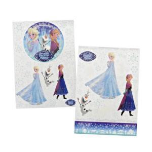 アナと雪の女王 ウォールステッカー アナとエルサのフローズンファンタジー(ディズニーリゾート限定)|duffy-0080