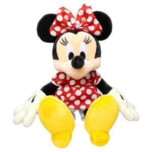 ミニーマウス ぬいぐるみ(特大)お祝い プレゼント ギフト ディズニー グッズ お土産(東京ディズニーリゾート限) duffy-0080