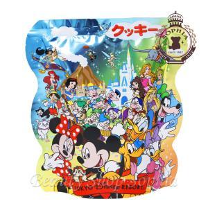 ディズニー 大集合 キャラクタークッキー お菓子 (東京ディズニーリゾート限定)|duffy-0080
