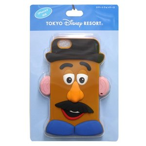 トイ・ストーリー ミスター・ポテトヘッド  スマートフォンケース iPhone6対応 スマホ (東京ディズニーリゾート限定)|duffy-0080