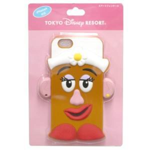 トイ・ストーリー ミセス・ポテトヘッド  スマートフォンケース iPhone6対応 スマホ (東京ディズニーリゾート限定)|duffy-0080