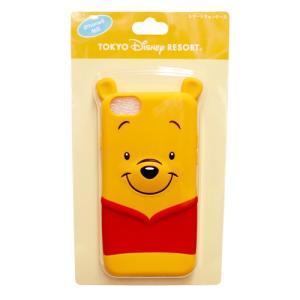 くまのプーさん スマートフォンケース iPhone6対応 iPhoneケース アイフォン スマホケース(ディズニーリゾート限定)|duffy-0080