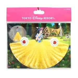 白雪姫 ドレスメモ ディズニープリンセス スノーホワイト 折り紙メモ(東京ディズニーリゾート限定)|duffy-0080