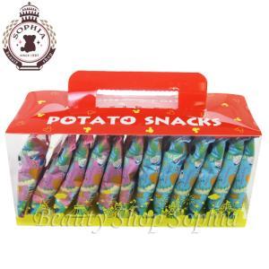 ミッキー&フレンズ ポテトスナック スナック菓子 お菓子 お土産(ディズニーリゾート限定)