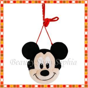 ミッキーマウス ぬいぐるみコインケース パスケース Disney(ディズニーリゾート限定)|duffy-0080