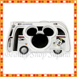 ディズニーリゾートクルーザー プレート 食器 ミッキーマウス キッズ用プレート お子さまランチ(東京ディズニーリゾート限定)|duffy-0080