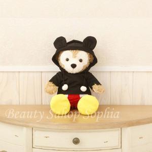 ダッフィー コスチュームセット ミッキーマウス 単品 オリジナル ハンドメイド 手作り 洋服 着せ替え|duffy-0080|02