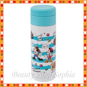ミッキーマウス ミニーマウス ドリンクボトル ディズニー・パイレーツ・サマー2017 海賊 水筒 (東京ディズニーシー限定)|duffy-0080