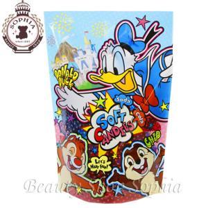 ドナルド&チップ&デール ソフトキャンディー お菓子 お土産  (東京ディズニーリゾート限定)|duffy-0080