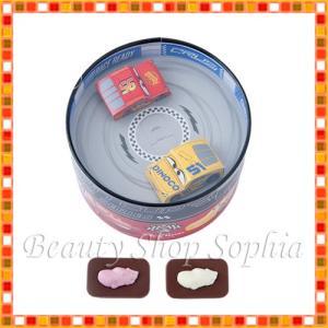 カーズ チョコレートカバードクッキー Cars ホワイト ミルク ストロベリー お菓子 お土産  (東京ディズニーリゾート限定) duffy-0080