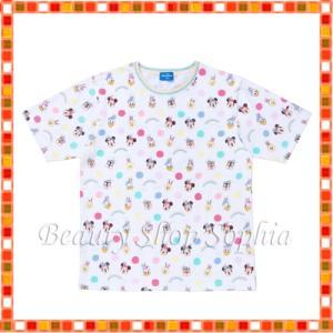 ミッキー&フレンズ Tシャツ tip-topイースター! ディズニー・イースター 2019 ディズニー お土産(東京ディズニーシー限定)|duffy-0080