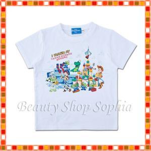 トイストーリー Tシャツ(100、110、120) ファンタイム・ウィズ・トイ・ストーリー4 2019 ディズニー グッズ お土産(東京ディズニーリゾート限定)|duffy-0080