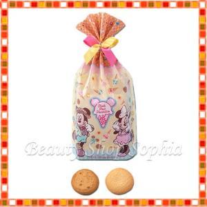 ミッキー&ミニー 袋入りクッキー Pink Pop Paradise お菓子 ディズニー グッズ お土産(東京ディズニーリゾート限定)|duffy-0080